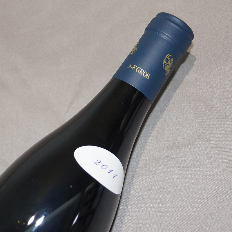 A.F. 法国红酒 A.F. Domaine 2011AF 格罗酒庄勃艮第上夜丘红葡萄酒