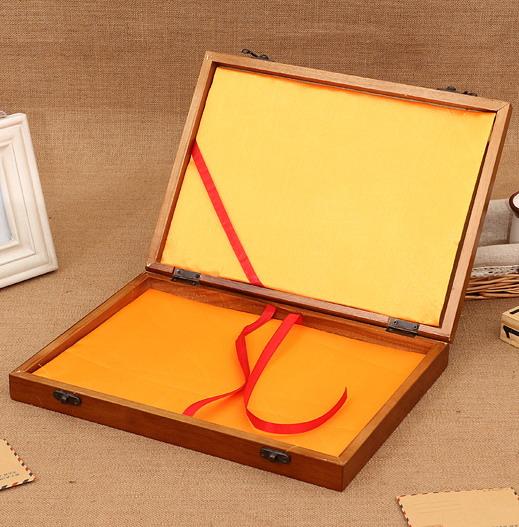 款香樟木礼盒 K 新奇 礼品生日报纸 实用男 生日礼物创意女