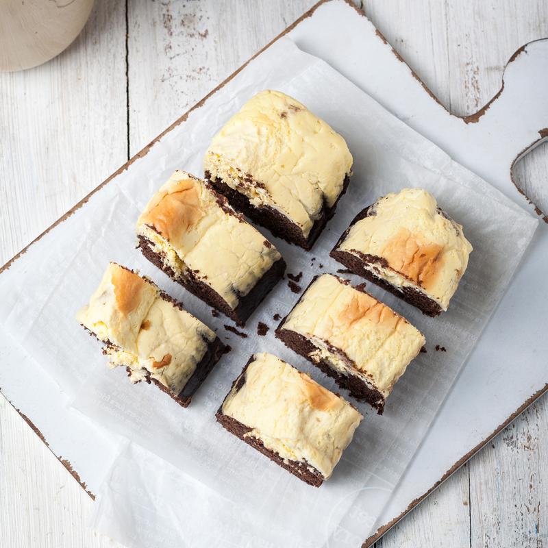 赤藓糖醇生酮可可芝士低碳甜品磅蛋糕无面粉无麸质手工现做220g