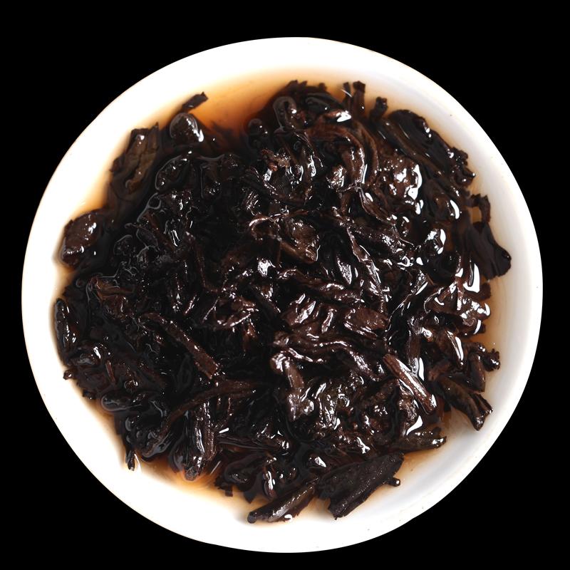 云南七子饼茶勐海茶叶 布朗山大树普洱茶熟茶 357g 送茶针 3 买