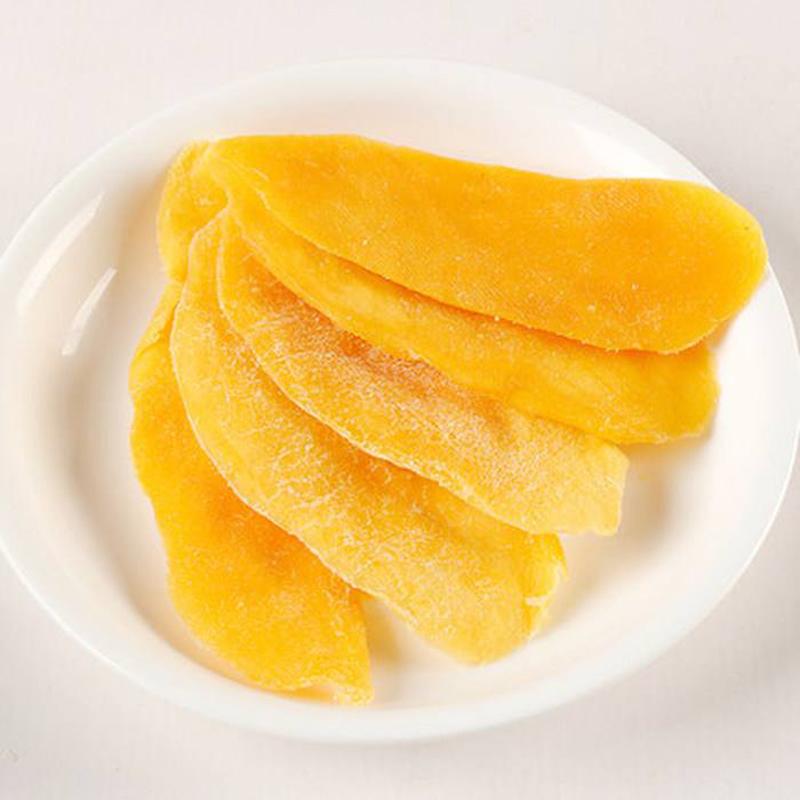 特产果脯蜜饯干果网红零食泰国风味果干休闲小吃 零食 500g 芒果干