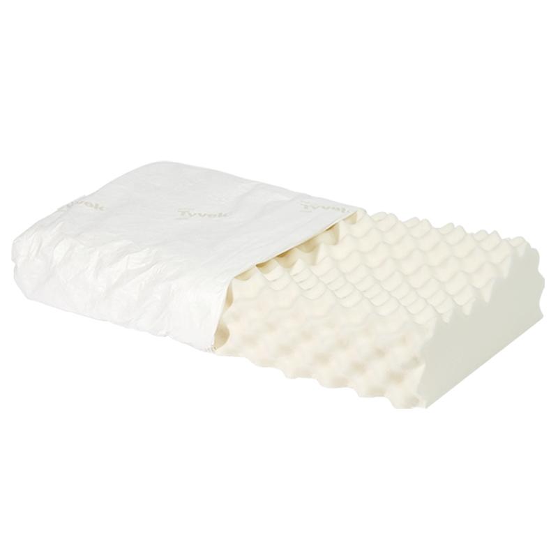 泰国天然乳胶枕头家用橡胶枕芯男女学生宿舍单人护颈椎防螨儿童枕