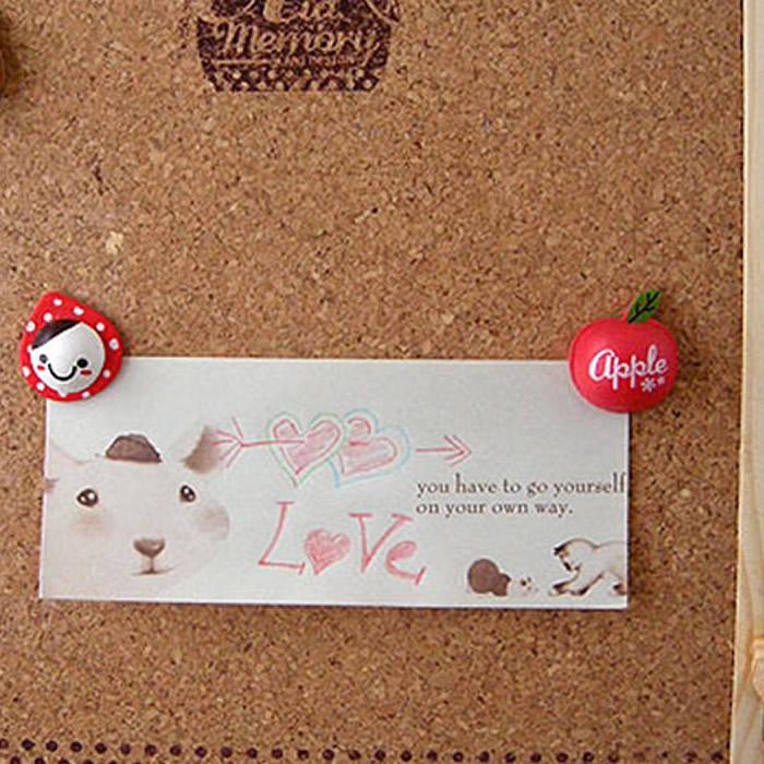 包邮 餐厅家庭办公室小黑板 留言板日程挂式学生软木板磁性照片墙