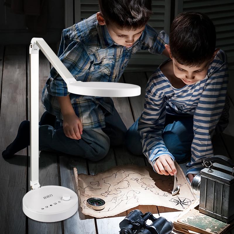 台灯护眼灯书桌大小学生儿童床头宿舍学习阅读灯保视力 led 好视力