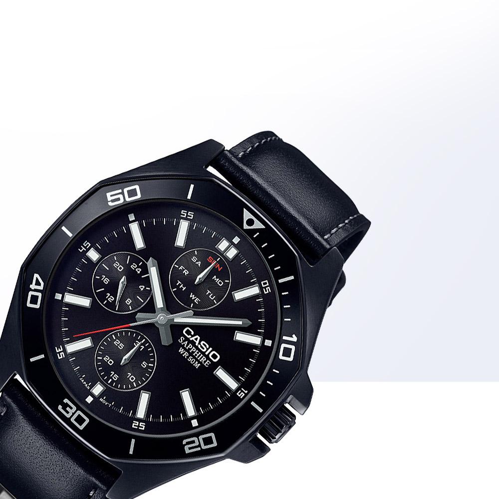 官方授权卡西欧时尚休闲商务简约石英手表时尚腕表 直营