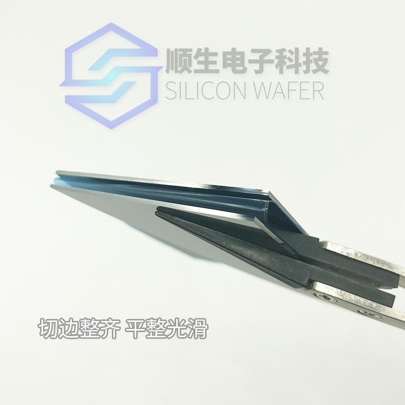 实验科研专用高纯度单晶硅片SEM光学生物载体方片圆可按尺寸定制