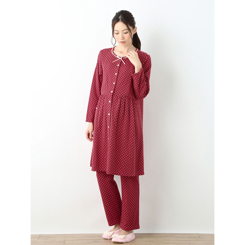 5387affe66a Buy Japanese direct mail angeliebe autumn new maternity nursing pajamas  month of breastfeeding clothes pyjamas 21166 in Cheap Price on m.alibaba.com