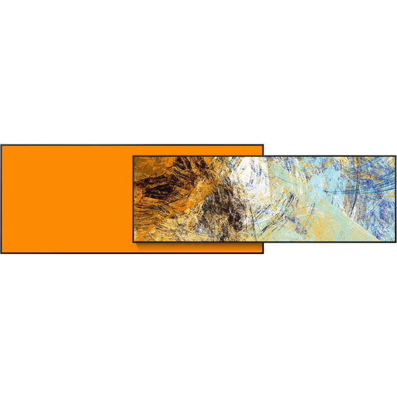 抽象客厅装饰画大气沙发背景墙挂画北欧轻奢现代简约卧室床头壁画