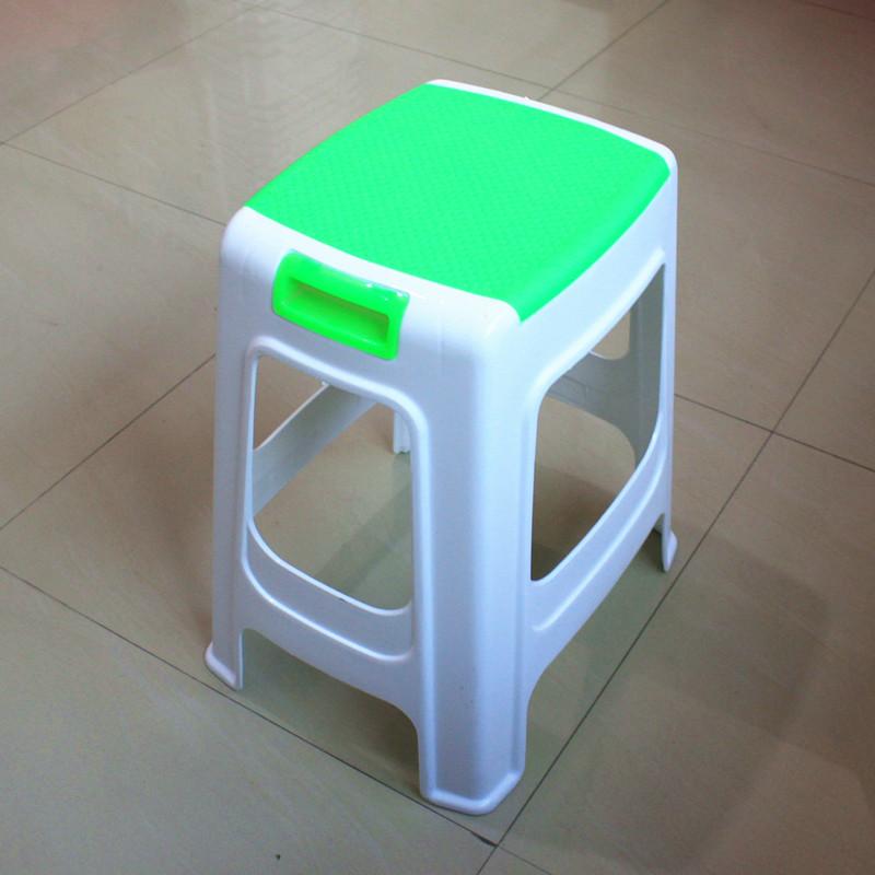 塑料凳 高凳 餐桌凳 浴室凳 茶几凳 家用凳子 矮凳 加厚 成人餐椅