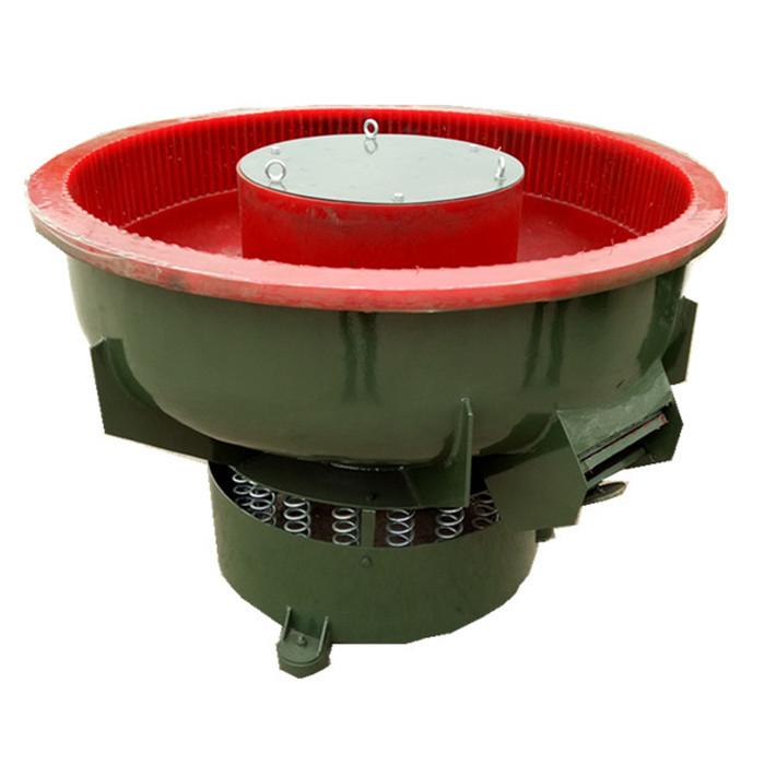 促销振动抛光机直口震动光饰机带出料自动研磨机进口pu弯口圆弧机