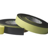Black EVA single-sided tape foam anti-collision soundproof seal lithium battery insulation gasket strong sticky sponge material