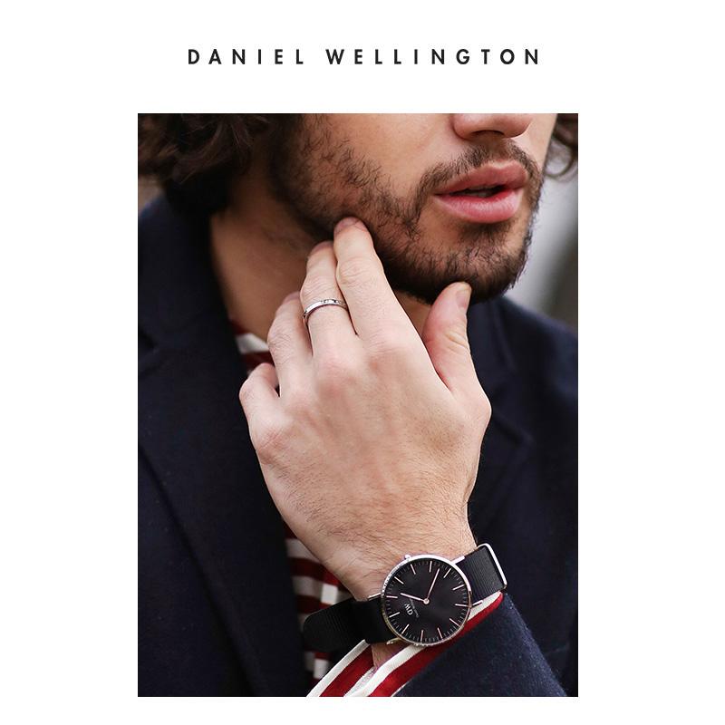 情侣对戒 饰品男女戒指 戒指 dw 丹尼尔惠灵顿 Wellington Daniel
