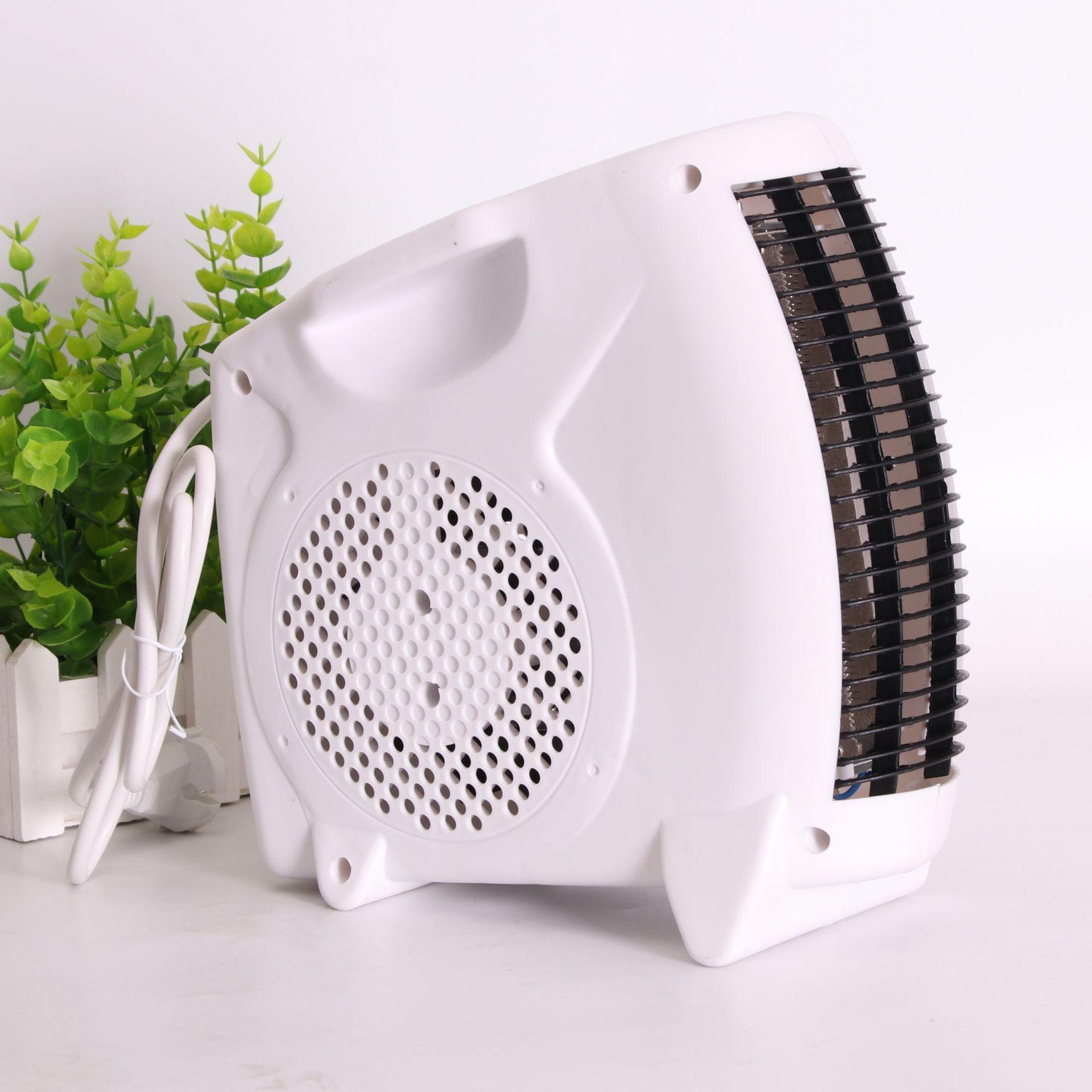 【徐老师杂货铺】迷你小白暖风机家用取暖器小太阳电暖风节能