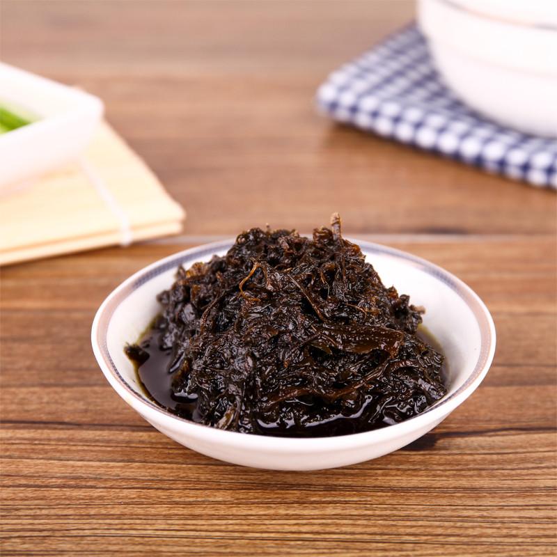蓬盛橄榄菜450g*2瓶下饭菜咸菜正宗潮汕橄榄菜吃粥拌饭橄榄菜酱菜