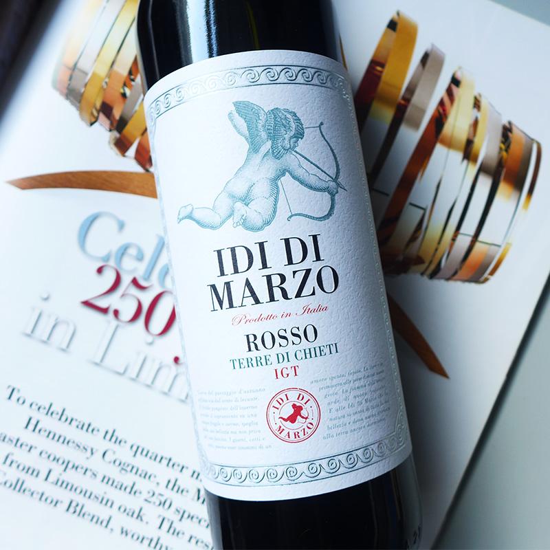 原瓶进口 意大利红酒 MARZO DI IDI 依蒂玛尔佐
