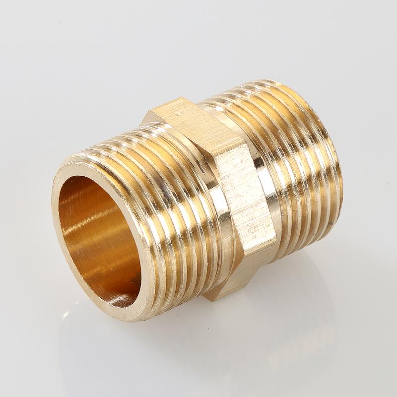 4分DN15全铜接头内丝活接三通直接弯头对丝水管管件配件变径接头
