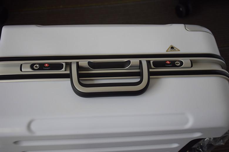 寸登机箱磨砂托账箱 19 寸 27 寸 23 出口日本超轻拉杆箱万向轮旅行箱