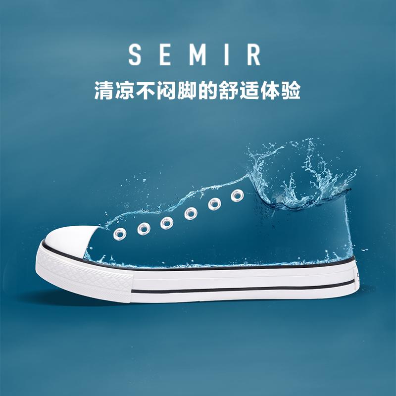 帆布鞋男潮流休闲2019夏季男士低帮鞋透气女百搭情侣鞋子韩版学生