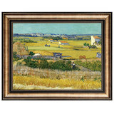 Catcher American decorative painting the living room European-style craft aisle Van Gogh oil painting cypress Van Gogh paintings Harvest Restaurant