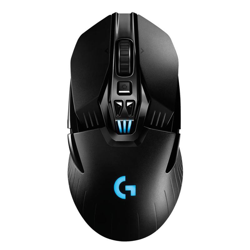 官方旗舰店罗技G903电竞游戏双模无线鼠标g903hero powerplay充电