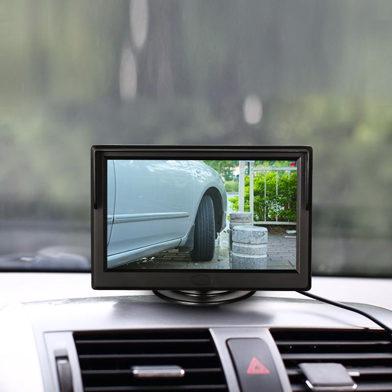 右侧盲区摄像头左右侧视通用汽车盲区辅助系统无线车载倒车摄像头