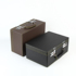 High-end multifunctional portable jewelry box with password lock ring necklace bracelet jewelry storage display box
