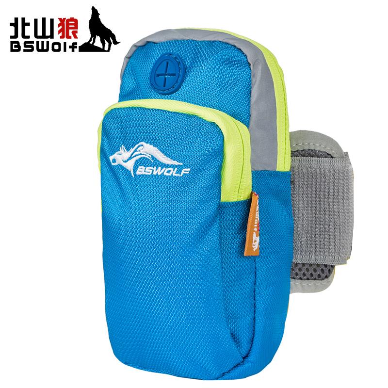 運動手機臂套跑步手臂包戶外健身臂包男女蘋果臂袋手腕包臂帶通用