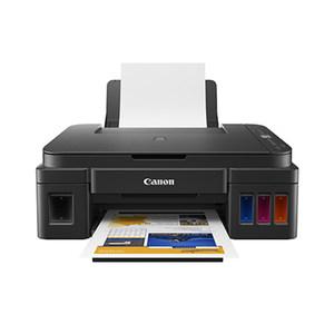 佳能G2810加墨式彩色喷墨多功能打印一体机 家用办公打印复印扫描