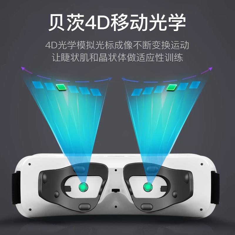 贝茨眼部按摩器近视训练散光弱视眼睛舒缓疲劳眼袋保护视力护眼仪