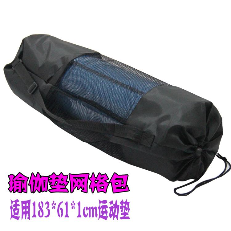 瑜伽墊網袋瑜珈包瑜伽袋套袋健身網包網兜瑜伽墊袋子多功能揹包
