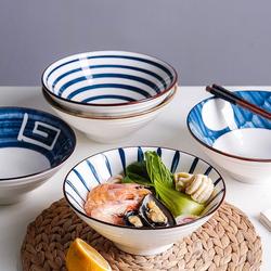日式拉面碗单个