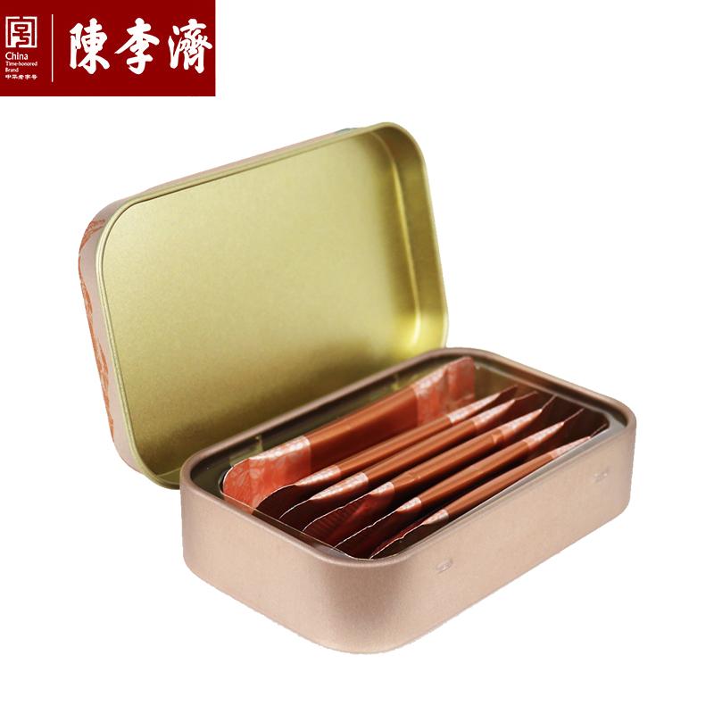 条装 6 陈李济陈皮黑乌龙茶萃即冲茶粉茶底茶膏便携