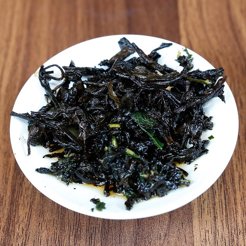 普洱小沱茶浓香型 茶叶 云南糯米香普洱 程健普洱茶熟茶 糯香沱茶
