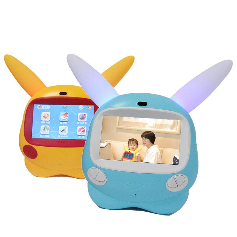 LOYE乐源 玩具早教机儿童触摸屏wifi护眼 宝宝7寸电视机0-3-6岁
