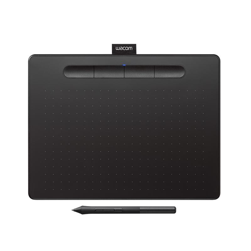 Wacom数位板手绘板电脑绘画板影拓CTL6100绘图板绘画板电子手写板