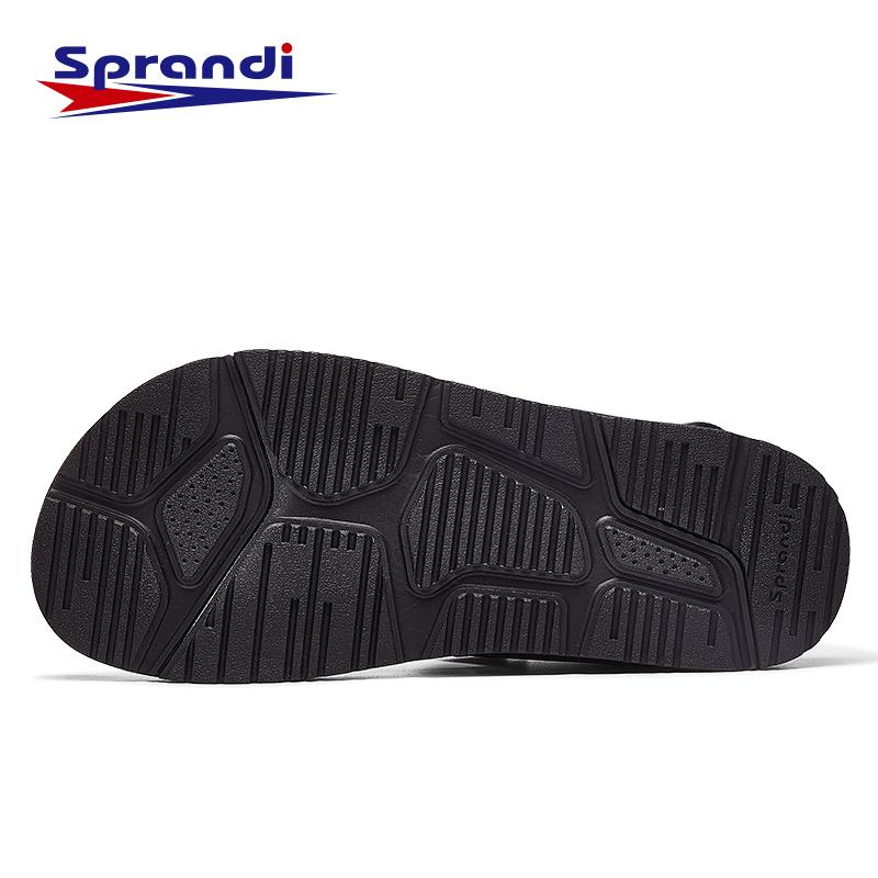 商场同款:Sprandi 斯潘迪 男士运动凉鞋