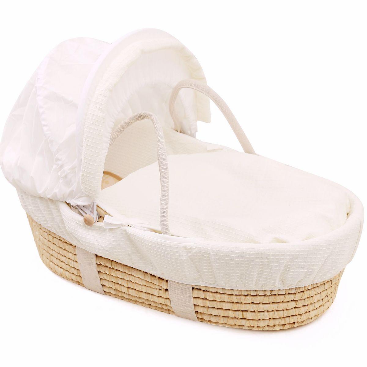 婴儿提篮睡篮新生儿婴儿篮子手提篮车载便携式外出院筐宝宝摇蓝床