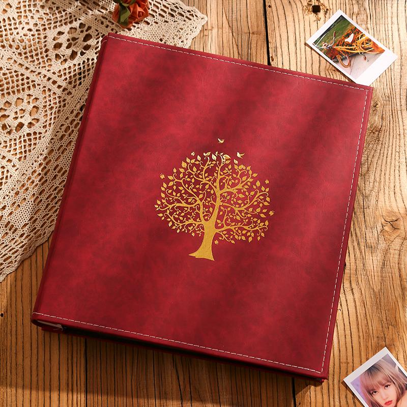 相册本6寸1000张大容量家庭插页式纪念册照片影集六寸家庭收纳集