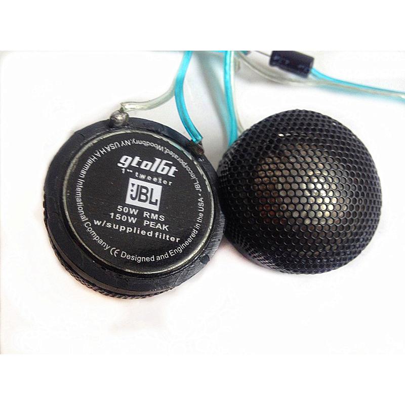 寸汽车音响车载高频高音喇叭小高音仔高音头扬声器改装 1.5 寸 1
