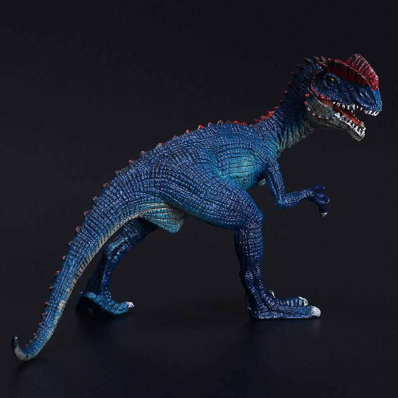 侏罗纪恐龙世界仿真恐龙玩具模型套装 霸王龙镰刀龙棘背龙迅猛龙