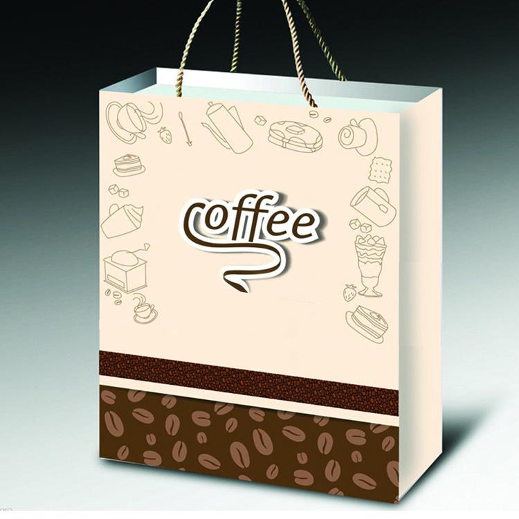 服装礼品袋 批发手提袋 定制纸袋 定做牛皮纸袋 包装袋子印刷订做