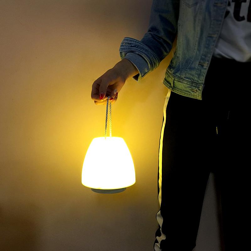 创意浪漫梦幻插充电遥控卧室床头台灯婴儿喂奶新生儿护眼小夜灯