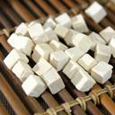 茯苓 白茯苓 野生茯苓丁天然无硫精选茯苓块 可打粉 500克 包邮 - 2