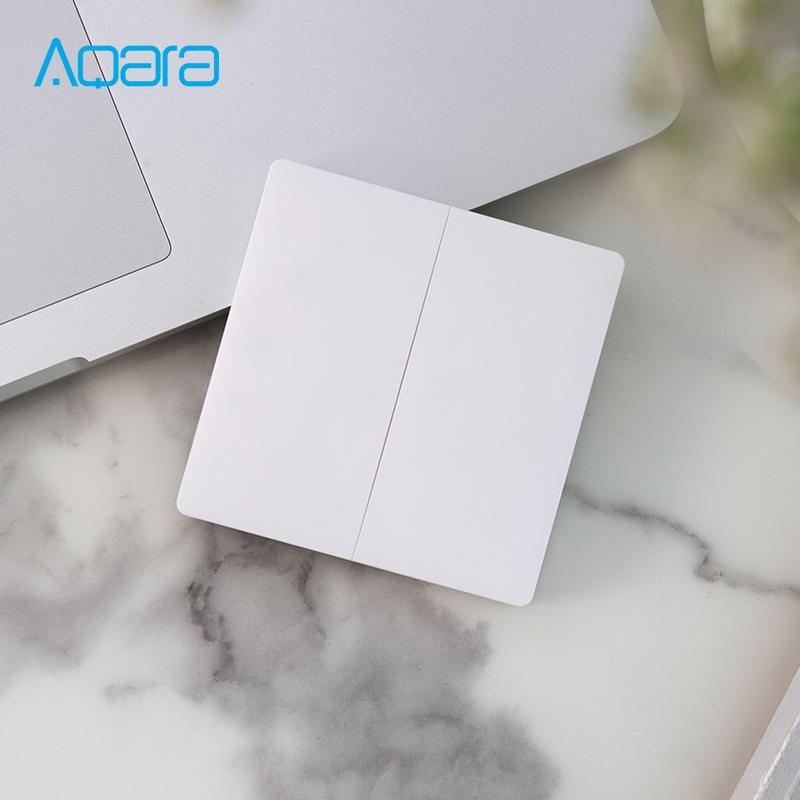 操控 APP 无线开关升级版智能遥控器开关面板 Aqara86 绿米 新品