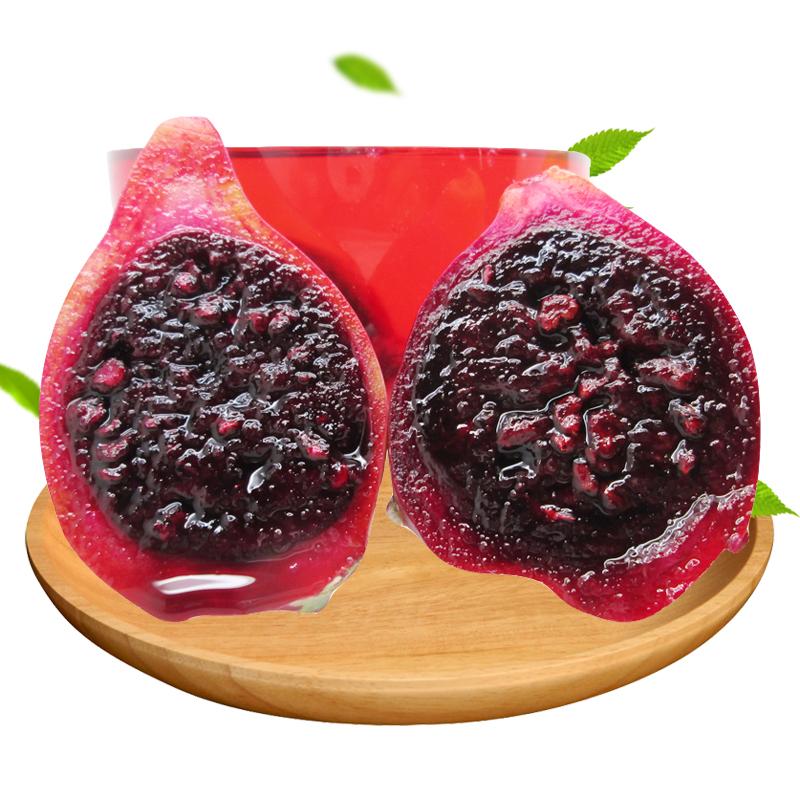 2斤装海南新鲜热带水果仙人掌果实三亚仙桃红心红肉