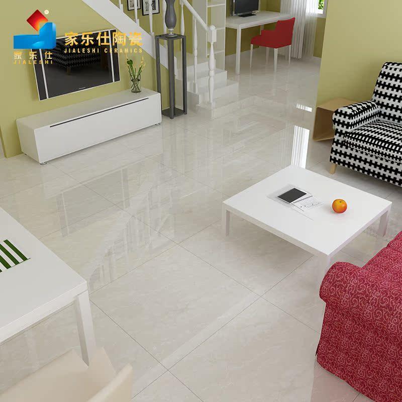 家乐仕瓷砖客厅餐厅地板砖抛光砖书房玻化砖地砖800x800 自然石