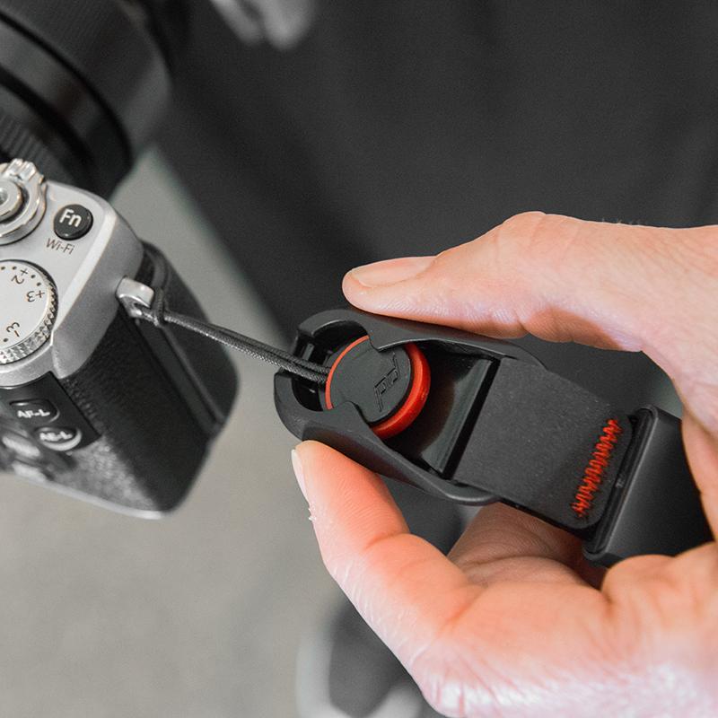 巅峰设计peakdesign cuff微单反相机手腕带pd手绳索尼A7R3 m3腕带