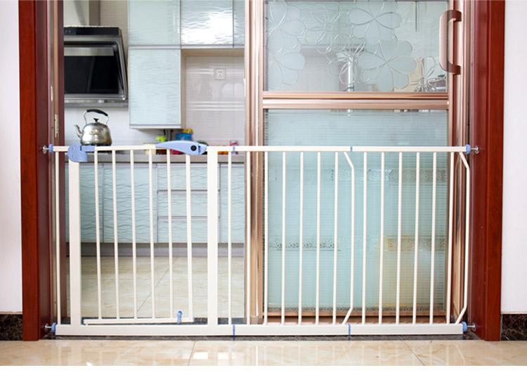 儿童防护栏宝宝楼梯口安全门栏宠物围栏狗栅栏门专用20cm延长件