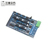 3D printer accessories Ramps 1.4 1.5 1.6 control board A4988 / DRV8825 driver expansion board