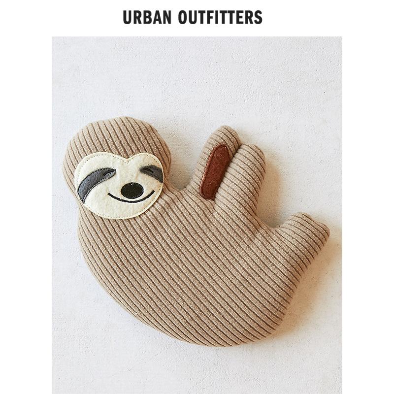 降温玩具 毛绒冷热双用暖宝宝 Outfitters Urban 呆萌树懒暖手宝